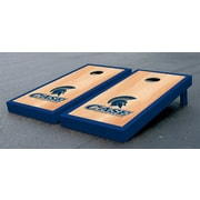 Victory Tailgate NCAA Hardcourt Version Cornhole Game Set; Case Western Reserve University Spartans