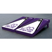 Victory Tailgate NCAA Triangle Version Cornhole Game Set; Texas Christian University Horned Frogs