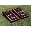Victory Tailgate NBA Border Version Cornhole Game Set; Miami Heat