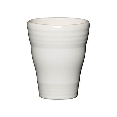 Fiesta 12 Oz. Bath Tumbler; White