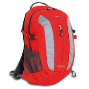 J World Billie Outdoor Backpack; Red