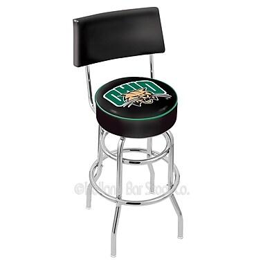 Holland Bar Stool NCAA 25'' Swivel Bar Stool; Ohio University