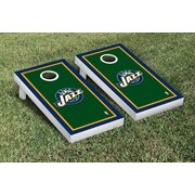 Victory Tailgate NBA Border Version Cornhole 10 Piece Game Set; Utah Jazz