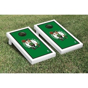 Victory Tailgate NBA Border Version Cornhole 10 Piece Game Set; Boston Celtics