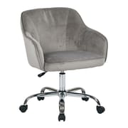 Ave Six Bristol Task Chair with Arms; Charcoal