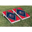 Victory Tailgate NCAA Diamond Version Cornhole Bag Toss Game Set; New Orleans Pelicans