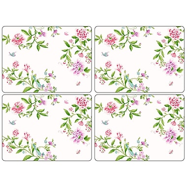 Pimpernel Porcelain Garden Placemat (Set of 4)