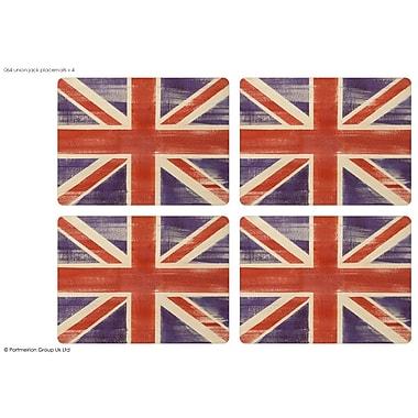 Pimpernel Union Jack Placemat (Set of 4)