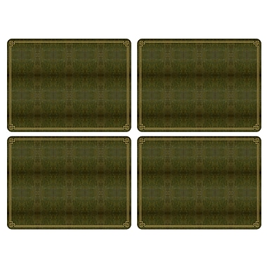 Pimpernel Shagreen Leather Placemat (Set of 4)