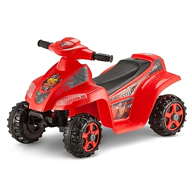 Kid Trax Cars Toddler 6V Quad