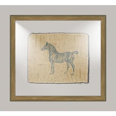 Melissa Van Hise Horse II Framed Graphic Art