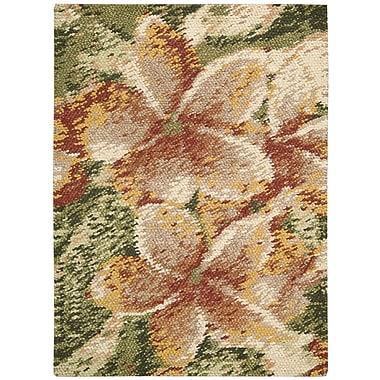 Nourison Impressionist Spring Area Rug; 5'6'' x 7'6''