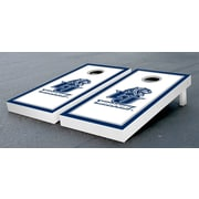 Victory Tailgate NBA Border Version Cornhole 10 Piece Game Set; Lincoln University Blue Tigers