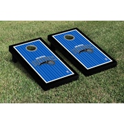 Victory Tailgate NBA Border Version Cornhole 10 Piece Game Set; Orlando Magic