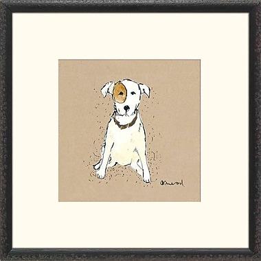 Melissa Van Hise Man's Best Friend II Framed Painting Print