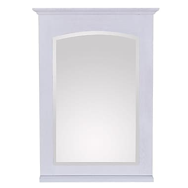 Avanity Westwood Vanity Mirror; White Washed