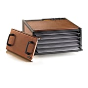 Excalibur 5 Tray Dehydrator with Timer; Copper