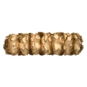 Wooded River Brandy Fox Fur Neckroll