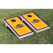 Victory Tailgate NBA Border Version Cornhole 10 Piece Game Set; Cleveland Cavaliers