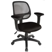 Comfort Products Breezer 17.75'' Mesh Task Chair with Arms