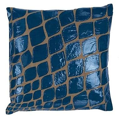 Cloud9 Design Tuscany Natural Throw Pillow