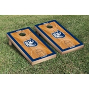 Victory Tailgate NCAA Basketball Court Cornhole Game Set; Drew Rangers