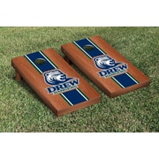 Victory Tailgate NCAA Rosewood Stained Cornhole Game Set; Drew Rangers
