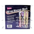 Panacea Saran Wrap and Aluminum Foil Storage Rack