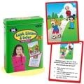 Super Duper Publications FD169 Look, Listen & Infer Fun Deck