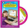 Super Duper Publications HBS111 HearBuilder Following Directions Computerized Screener
