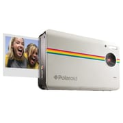 Polaroid Z2300 Digital Instant Print Camera, 10MP, White