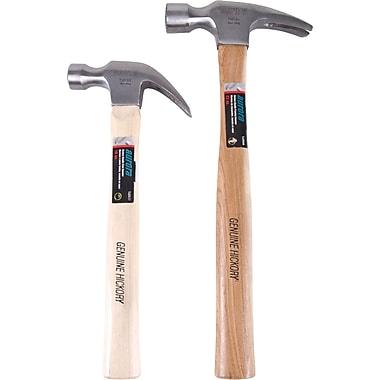 Aurora Tools Hickory Handle Hammer Set, 2-Piece