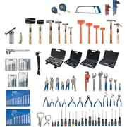 Aurora Tools Master Tool Set with Steel Chest and Cart, 238-Piece