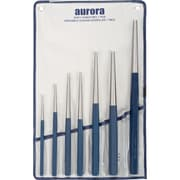 Aurora Tools Drift Punch Set, 7-Piece