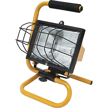 Aurora Tools Portable Halogen Work Light