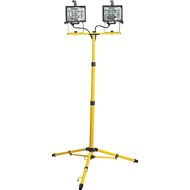 Aurora Tools Twin Head Halogen Work Light