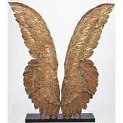 Roman, Inc. Metal Wings Display Figurine