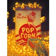 Printfinders 3D Popcorn by TR Colletta Photographic Print on Wrapped Canvas; 24'' H x 18'' W x 1'' D
