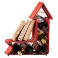 Cape Craftsmen Arrow 5 Bottle Wine Rack