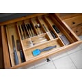 Home Basics Expandable Cutlery Tray