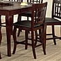 Milton Green Star Burgos Counter Height Bar Stool