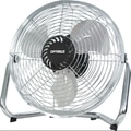 Optimus Floor Fan; 10'' H x 24'' W x 24'' D