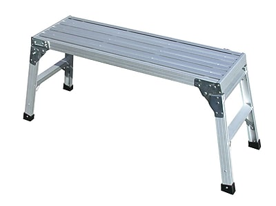 Gorilla Ladder Aluminum Work Bench