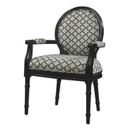 Powell Parsons Link Ghost Arm Chair