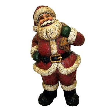 Craft Outlet Santa w/ Bag