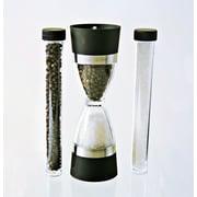 Longden 2-in-1 Hour Glass Salt and Pepper Grinder