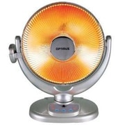 Optimus Optimus 800 Watt Portable Electric Fan Heater w/ Remote Control