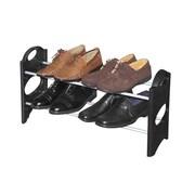 Sunbeam 2-Tier Shoe Rack