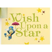 Room Mates Popular Characters Wish Upon a Star Wall Decal