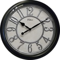 Ashton Sutton 20'' Raised Plastic Number Ring / Case Wall Clock